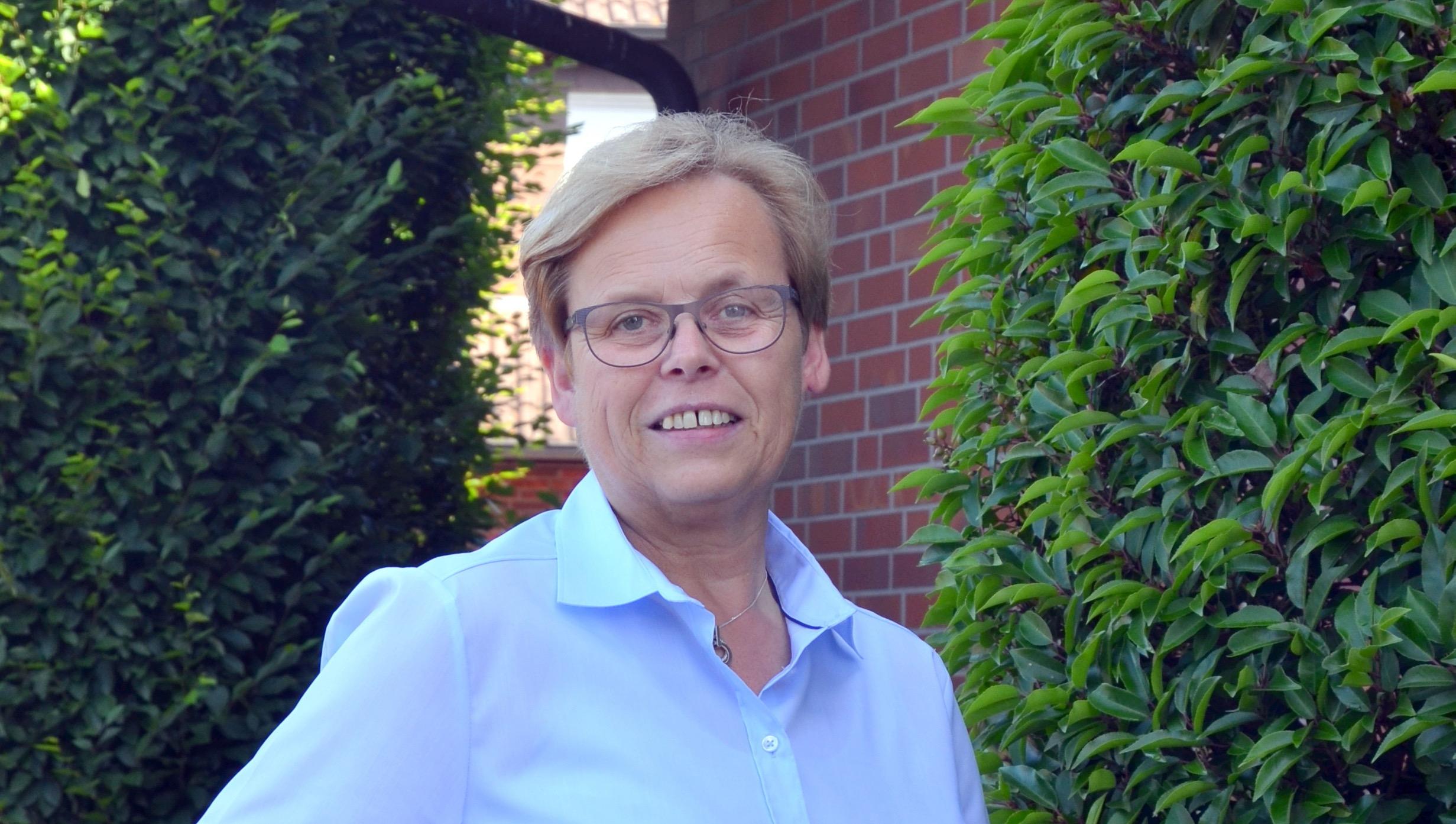 Irmgard Wüst